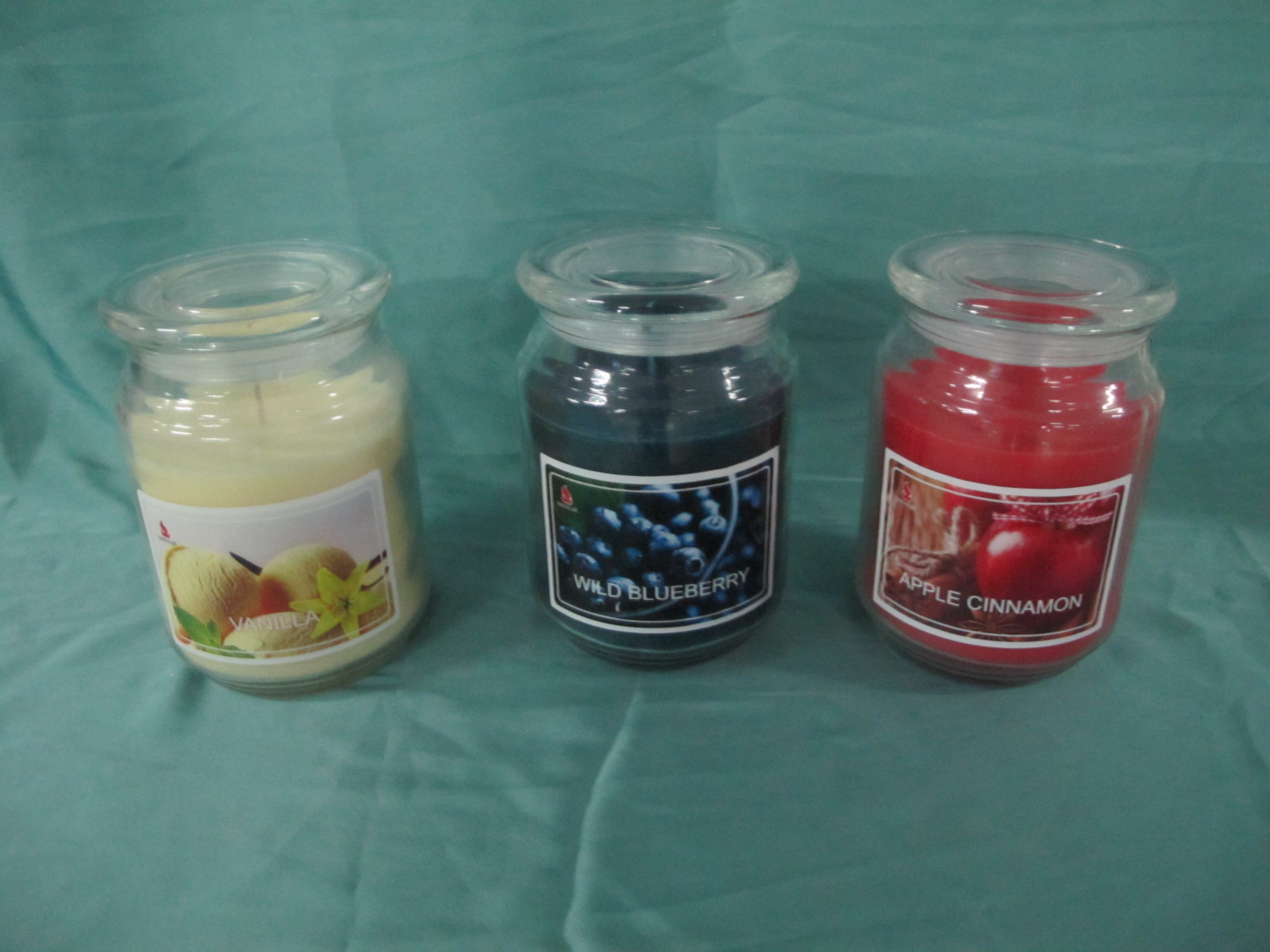 18 OZ Candle in Glass Jar