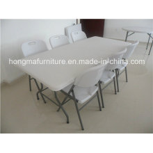 5ft Outdoor Furniture of Folding Table for Whole Sale
