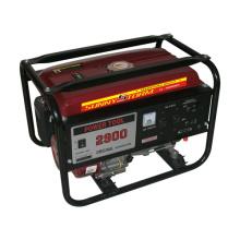 2kw/2.5kw Portable Power Gasoline Generators Set
