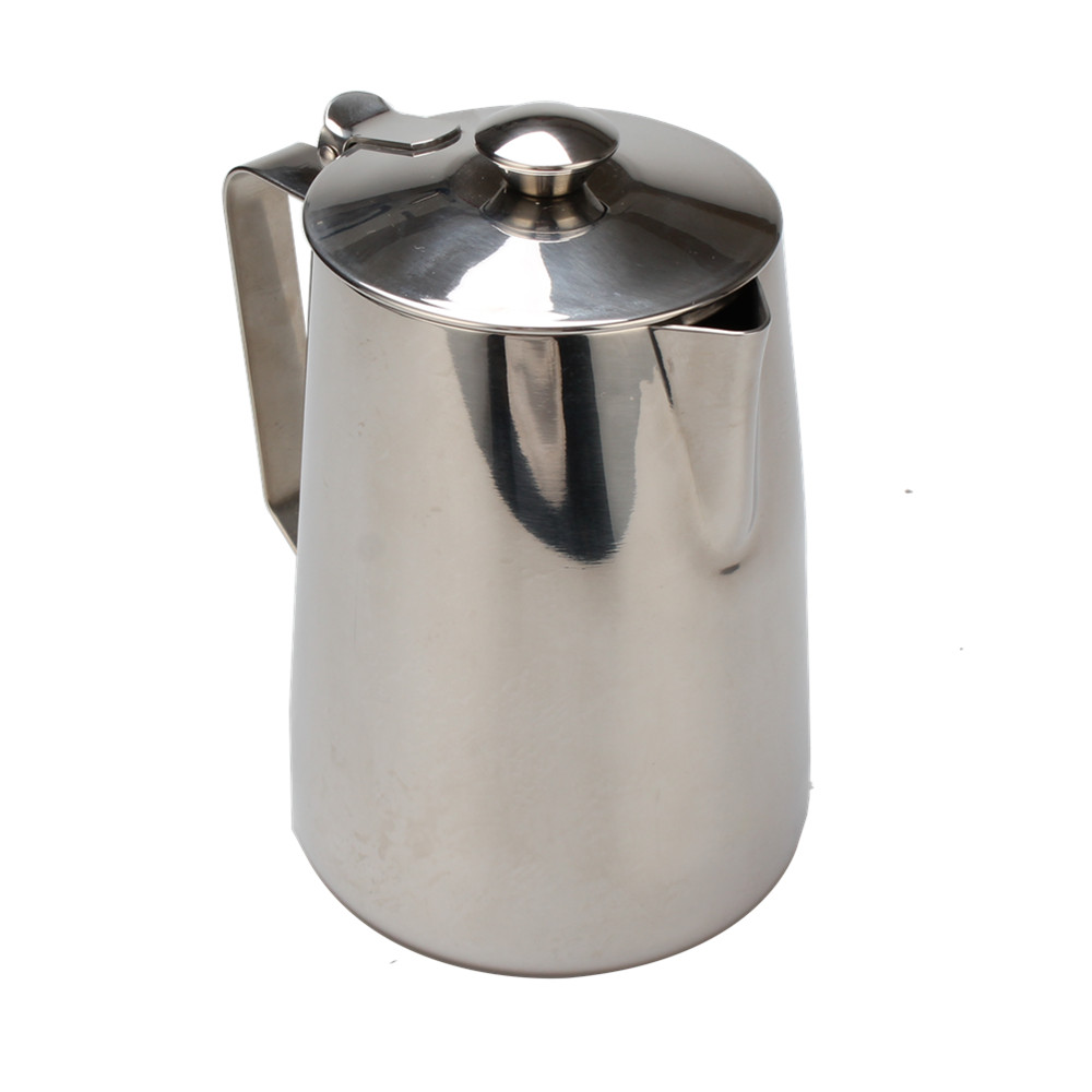 Special Spout Of Milk Frother Pitcher