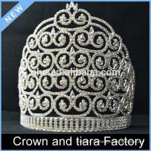 Benutzerdefinierte Schönheit Königin Festzug Krone Tiaras