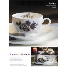 A073 Light weight ceramic ware wedding dinner set