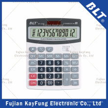 12 Digits Desktop Calculator for Home and Office (BT-2501)