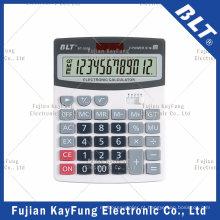 Calculadora de secretária de 12 dígitos para casa e escritório (BT-2501)