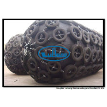 Rubber Boat Fender With Tire Chain