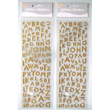Bj-Gls-010 Glitter Sticker