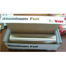 Folha de alumínio para embalagem de alimentos Padrão da FDA