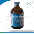 Injection de sodium de sulfadiazine animale 33.3%