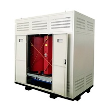 Transformador de tipo seco de resina fundida de baja pérdida