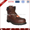 rubber outsole comfortable waterproof safety shoes