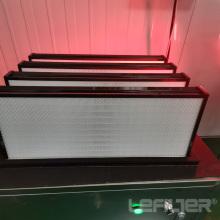 Filtros de bolso rígido HVAC