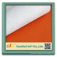 Alibaba Newest shoe pu leather