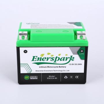 20.5Wh Motor Scooter Starter Draining Battery