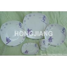 20шт Набор посуды (HJ006096)