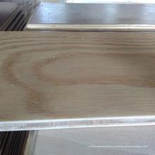 T & G Ash Engineered Holzboden Glatte UV-Lack