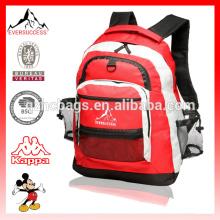 Mochila grande de viaje de alta calidad mochila con mochila ajustable organizador de viaje correa (ES-H494)