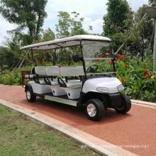 Venda direta da fábrica do certificado do CE Venda elétrica do carrinho de golfe de 8 assentos