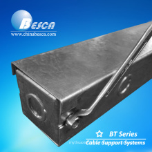 High Quality Besca Pre-Galvanized Outdoor Wireway Pieces China