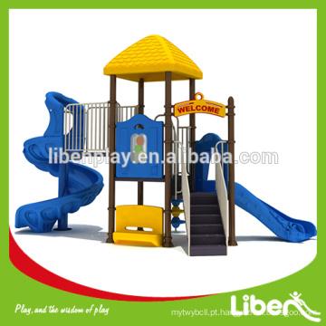 Equipamento de jogo ao ar livre barato das crianças para o projeto do parque