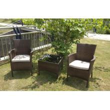 Synthetic Rattan Outdoor Coffee Tea Table Furniture