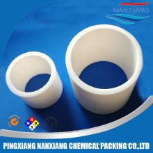 PP PE PVC Plastic Chemical Raschig Ring rondom tower packing