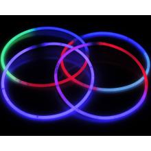 22 Inch Multicolor Glow Necklace