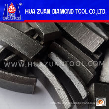 Huazuan Sharpness Rock Bits Segment for Global Market