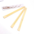 round shape disposable bamboo chopsticks with restaurant hot sale