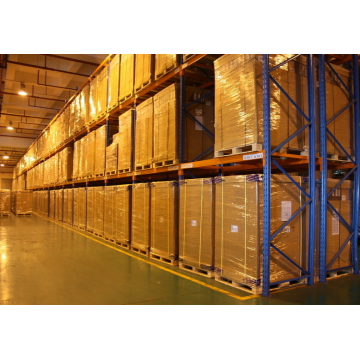 Distribution internationale de stockage professionnelle