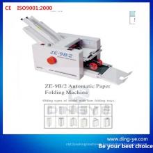 Automatic Paper Folding Machine (ZE-9B/2)