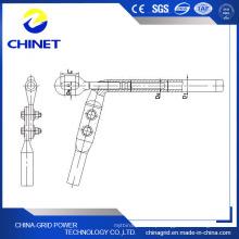 Ny-Bg Type Strain Clamp Used for Aluminum-Clad ACSR
