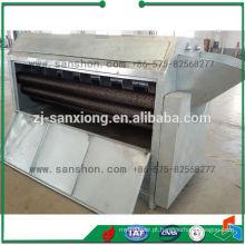 Máquina de lavar de alho máquina de descascar batata
