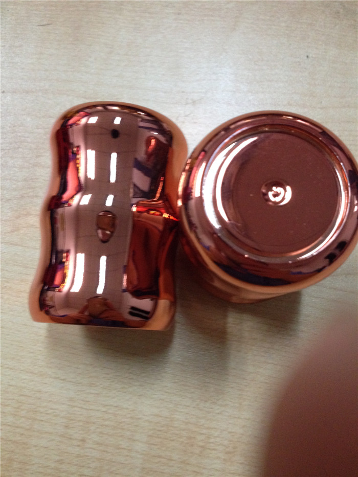 plastic cap vacuume metallizing coating