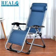 Cadeira ao ar livre moderna da sala de estar da praia da cadeira do estilingue por atacado com cabeceira