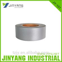 warning Tape silver reflective T/C fabric class2