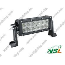 7.5inch CREE 36W LED Work Light Bar off 4WD 4X4 LED Light Bar