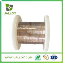 Manganèse cuivre alliage métallique 6j8