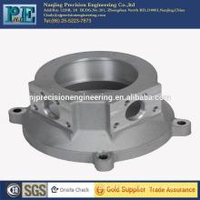 Sandblasted iron casting precision part for auto parts