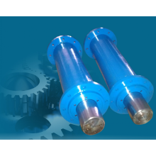 Welding cylinder used in engineering construction