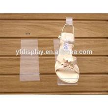 Geformter Acryl-Schuhhalter