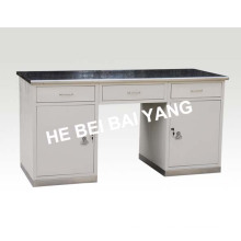 (C-58) Medical Working Table with Stainless Steel Surface