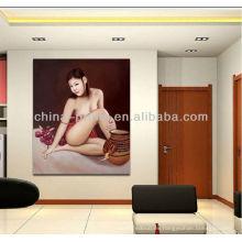 Fotos desnudas atractivas de la nueva pintura de la llegada 2014