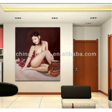 2014 New Arrival Painting Sexy Nude Women Photos