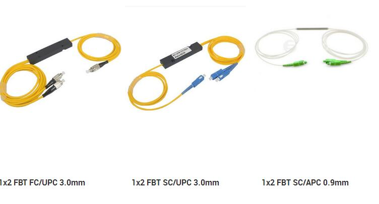Fbt Coupler Splitter 1 2
