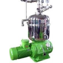 Separateur de centrifugeuse à disque à disque sec