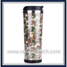 450ml doppelwandig Kaffee Geschenk Travel Mug (R-2177)