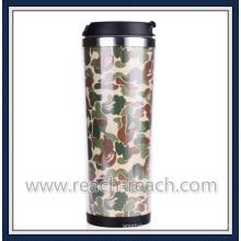 450ml Double Wall Coffee Gift Travel Mug (R-2177)
