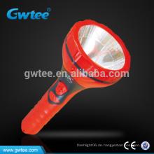 Hochleistungs-intelligente wiederaufladbare LED-Taschenlampe