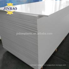 placa de plástico compuesto rígido del pvc de la hoja 5m m para el material publicitario