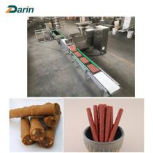 Dog Meat Stick Machine With Auto Tray System